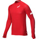 inov-8 M's AT/C LS Baselayer dark red